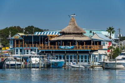 Stock Boats & Marinas